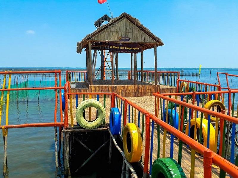 Khu sinh thái Epark Tam Giang Lagoon