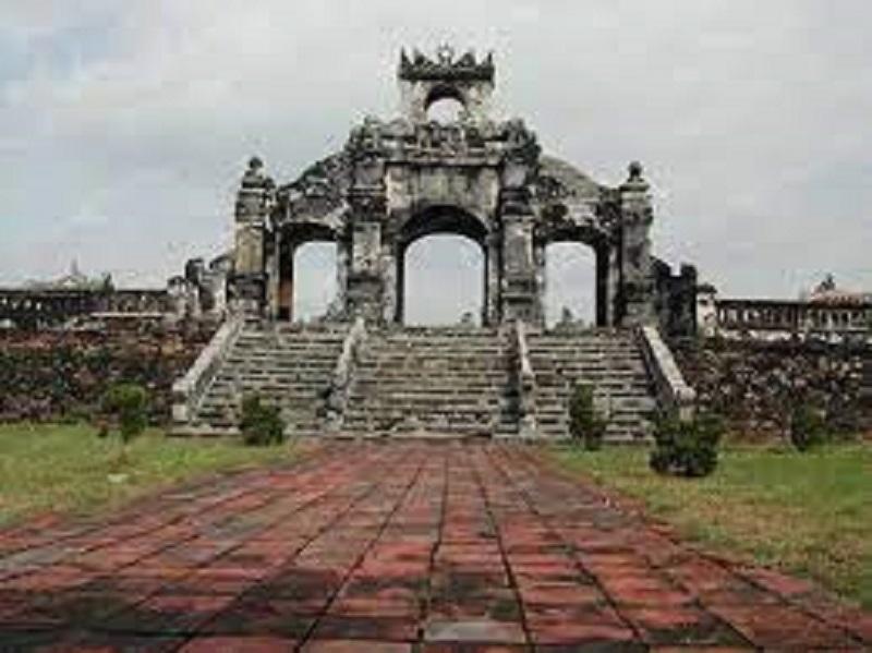 Kiến trúc Văn Miếu Huế