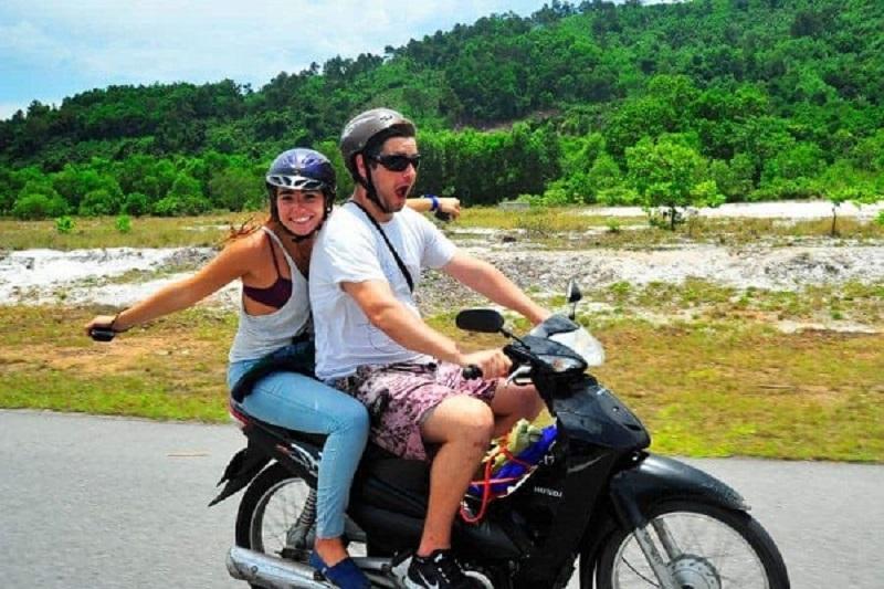 Dịch vụ cho thuê xe máy Huế Nam Thành