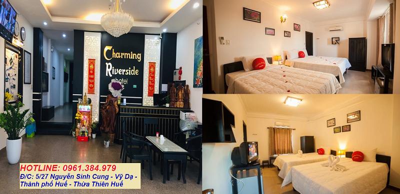 Khách sạn Charming Riverside