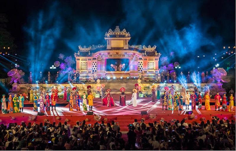 Lễ hội ở Huế